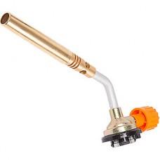 Газовая горелка-насадка, механическая с регулятором, паяльного типа, REXANT GT-18 [12-0018]