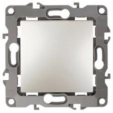 Выключатель с/у 1-кл 10А,  ЭРА12 [ 12-1101-15] перламутр