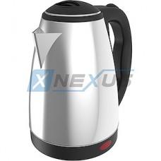 Чайник электрический DX3018, 1.8л, нерж. сталь, 1850ВТ [60-0705]