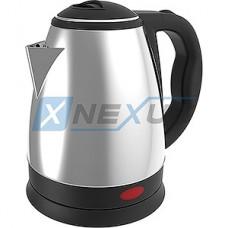 Чайник электрический DX3015, 1.5л, нерж. сталь, 1850ВТ [60-0704]
