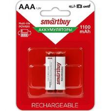 Аккумулятор SmartBuy AAA 1100 [BL2/24] [SBBR-3A02BL1100]