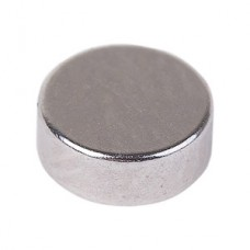 Магнит неодимовый диск  5*2мм, сцепление 0.32кг. упак.80шт REXANT [72-3192]