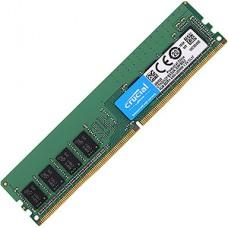 Модуль памяти DDR4-2400  4Gb Crucial CL17 288-pin 1.2В RTL [CT4G4DFS824A]