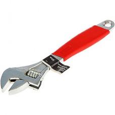Ключ разводной 300мм, обрезиненная рукоятка [1647018]