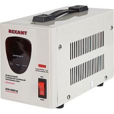 Стабилизатор напряжения REXANT АСН-1000/1-Ц [11-5001]