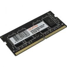 Модуль памяти SO-DIMM DDR4-2400 4Gb QUMO [QUM4S-4G2400C16]