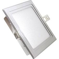Светильник встраиваемый квадратный,  5W, 6000K, 450Лм, 105x88, IP20, LedCraft [LC-DL-S105-5DW]