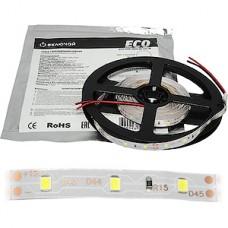 Лента LED SMD2835  60/м, 12В, IP20, 4.8Вт/м, белый холодный, 5м, цена за 1м, VKL эконом