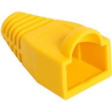 Колпачок для коннектора RJ-45 желтый, REXANT [05-1203]