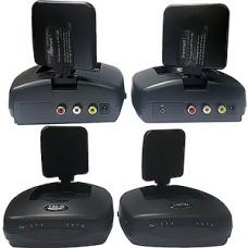 Комплект беспроводной Wivat WT5.8-100+WR5.8, видео и аудио до 200м, 5,8Ггц, 100мВт, 9В/0,3А