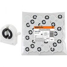 Патрон G13, поворотный торцевой (крепление на защёлки), TDM [SQ0351-0006]