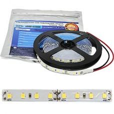 Лента LED SMD2835 112/м, 12В, IP20, 10Вт/м, белый холодный, 5м, цена за 1м, LP PRO