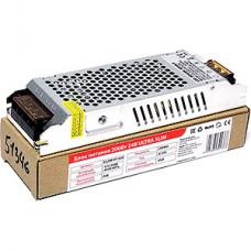 Блок питания 200W, 24V, IP20, ULTRA SLIM, металлические соты [CL200-W1V24]