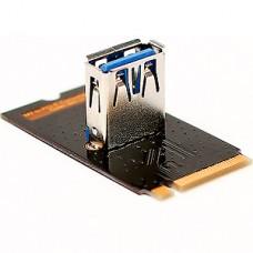 Переходник для видеокарт (riser) M2-PCI-E-RISER OPEN-DEV