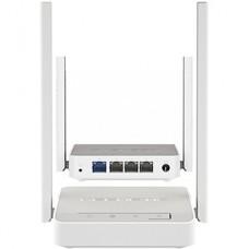 Маршрутизатор Keenetic 4G (KN-1210) 3G/4G через USB модем Wi-Fi 802.11n 300 Мбит/с