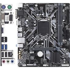 Мат. плата GigaByte H310M S2H, S1151, Intel H310, 2xDDR4, 2xUSB3.1, 8ch, GLAN, mATX, RTL