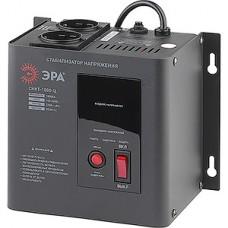 Стабилизатор напряжения,  1000ВА, 140-260В, настенный, ЭРА [СННТ-1000-Ц]