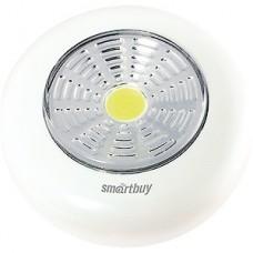 Фонарь 1W COB, PUSH LIGHT, Smartbuy [SBF-CL1-PL]