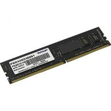 Модуль памяти DDR4-2400  4Gb Patriot [PSD44G240081]