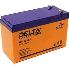 Батарея для UPS 12В/7.2Aч, Delta [HR 12-7.2]