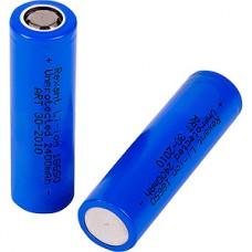 Аккумулятор REXANT 18650 2400mAh 3.7V, Li-Ion [30-2010]