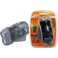 Фонарь аккумуляторный 2 светодиода 6 лм/Вт, Компакт 1 TDM [SQ0350-0002]