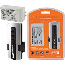 Беспроводное управление освещением 3 канала ПУ1-МK-3