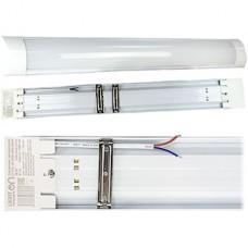 Светильник LED линейный 18W, 6500K, 1650Лм, IP20, 600*75*25, LightON [LT-PSL-01-IP20-18W-6500K]