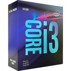 Процессор Intel Core i3 9100F, S1151, 3600-4200Mhz, 4-Core, 6Mb SmartCache, 65W, БЕЗ ВИДЕО!, BOX