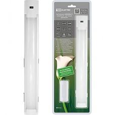 Светильник линейный LED  2.5W, USB 900mAh, 400*37, датчик движ. и освещ, TDM [SQ0329-3603]