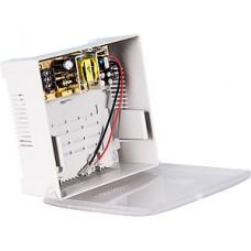 Блок питания PV-Link PV-DC1AP+, 12В, 1А, отсек для АКБ (7Ач), стабилиз., внутр., защита