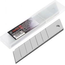 Лезвия для ножей сегментированные 25мм, набор 10 шт, TUNDRA basic [2812967]