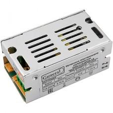 Блок питания  15W, 12V, IP20, металлическая сетка, GENERAL [GDLI-15-IP20-12]