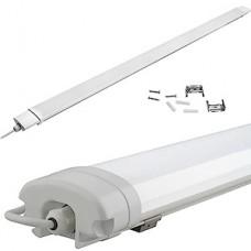 Светильник LED линейный 20W, 6500K, 1600Лм, IP65, 600*59*35, SmartBuy [SBL-TPIP65-20W-64K] матовый
