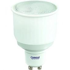 Лампа люминесцентная GL GU10/MR16 софит,  9W, 4200K, 300Лм [GJCDRC 9 GU10 4200]