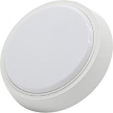 Светильник LED  8W, круг, 4000K, 600Лм, IP40, d155*33, матовый, GLANZEN [RPD-0001-08-mat]