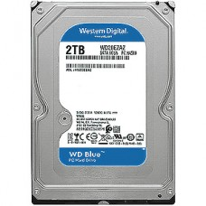 Жесткий диск 2.0Tb WD WD20EZAZ Desktop Caviar Blue SATA-III 5400rpm 256Mb