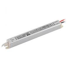 Блок питания  18W, 12V, IP20, сверхтонкий, алюминиевый корпус, GL [GDLI-SS-18-IP20-12]