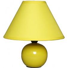 Настольная лампа E14*60W, h210, WINK [MT-004 YL] желтый