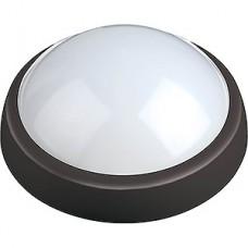 Светильник LED  7W, круг, 5500K, 510Лм, IP65, d178*78, Uniel [ULW-R02-7W/DW IP54 BLACK Круг]