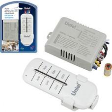 Беспроводное управление освещением 4 канала по 1000Вт, Uniel [UCH-P005-G4-1000W-30M]