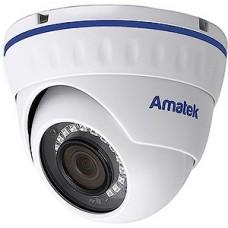 Камера Amatek AC-IDV202A v.2, купол, 3MP[2.8мм]SONY SV 1/2.8