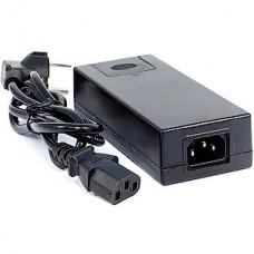 Блок питания Amatek  AP-D12/50-4, 12В/5А, внутренний, пластик, 4 выхода под винт, 160х60х34мм