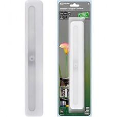 Светильник линейный LED  1.5W, 4хАА, 280х40, 80Лм, датчик движения и освещения, TDM [SQ0329-3616]
