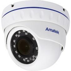Камера Amatek AC-IDV203ZA, купол мотор, 3MP[2.7-13.5мм]SONY SV 1/2.8