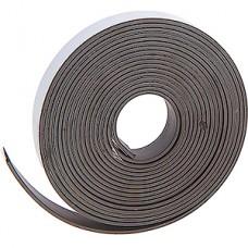 Магнитная лента с клеевым слоем 12.5х1.5мм, длина 3м, TUNDRA [4334647]